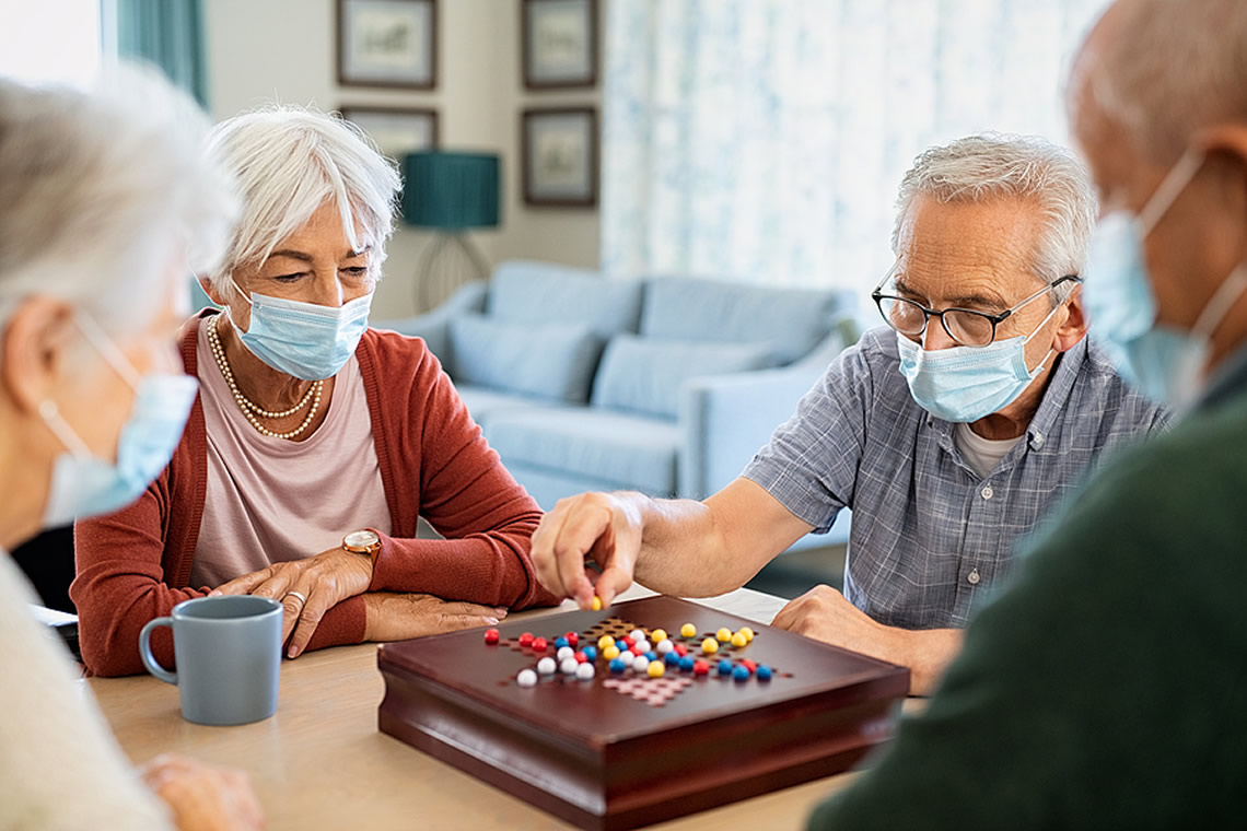 How to Make Your Senior Center Stand Out During COVID